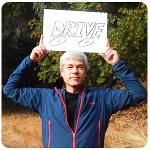 Rejoicing in Drive While Finding Ease and Acceptance: Dave